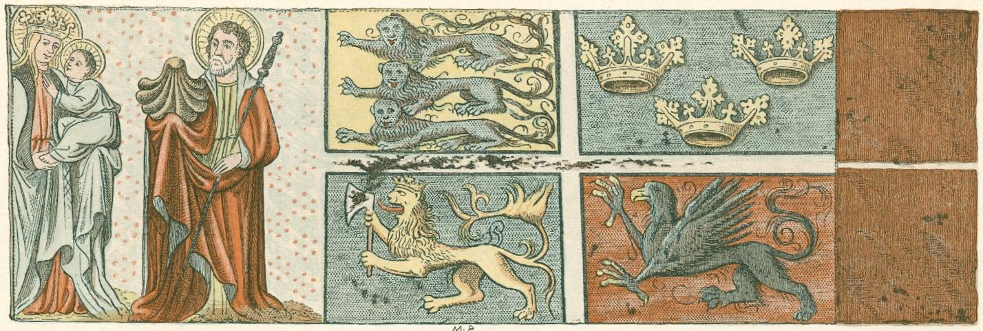 billede af dannebrogsflag