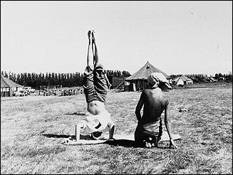 HØR: Karen Syberg fortæller i 1981 om oprettelsen af Femølejren