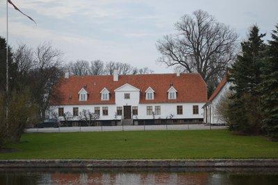Gammel Estrup museum massage Lolland Falster