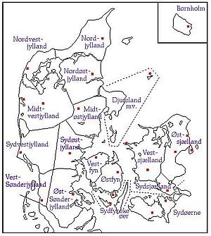 dialekter danmark