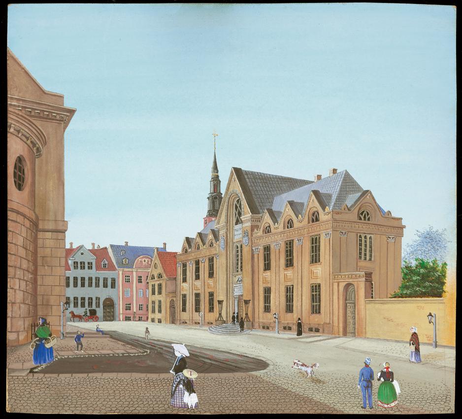 teologisk fakultet københavn
