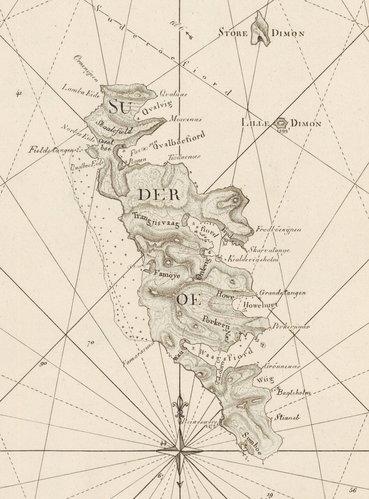Laege Manicus Beretning Fra Faeroerne Om Maeslingeepidemien I 1846