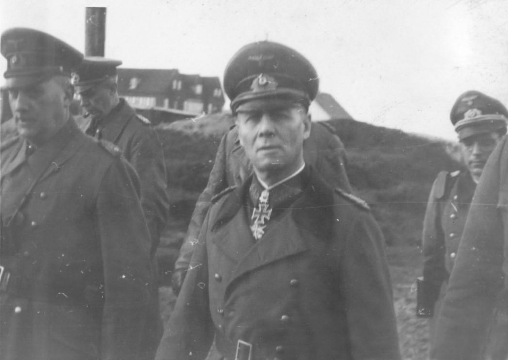 minerydning 1945