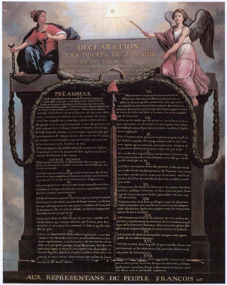 grundloven menneskerettigheder