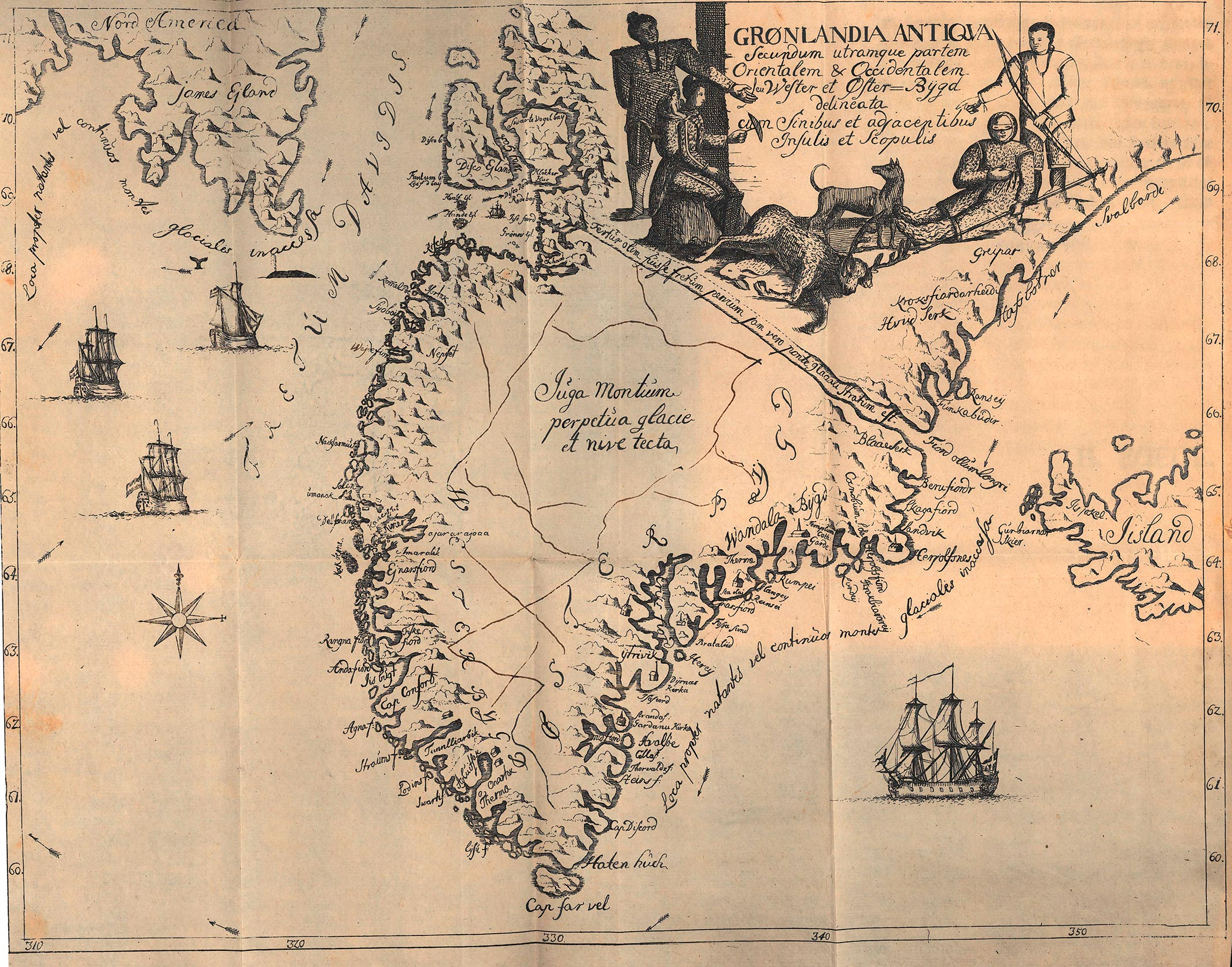 Gronlands Historie