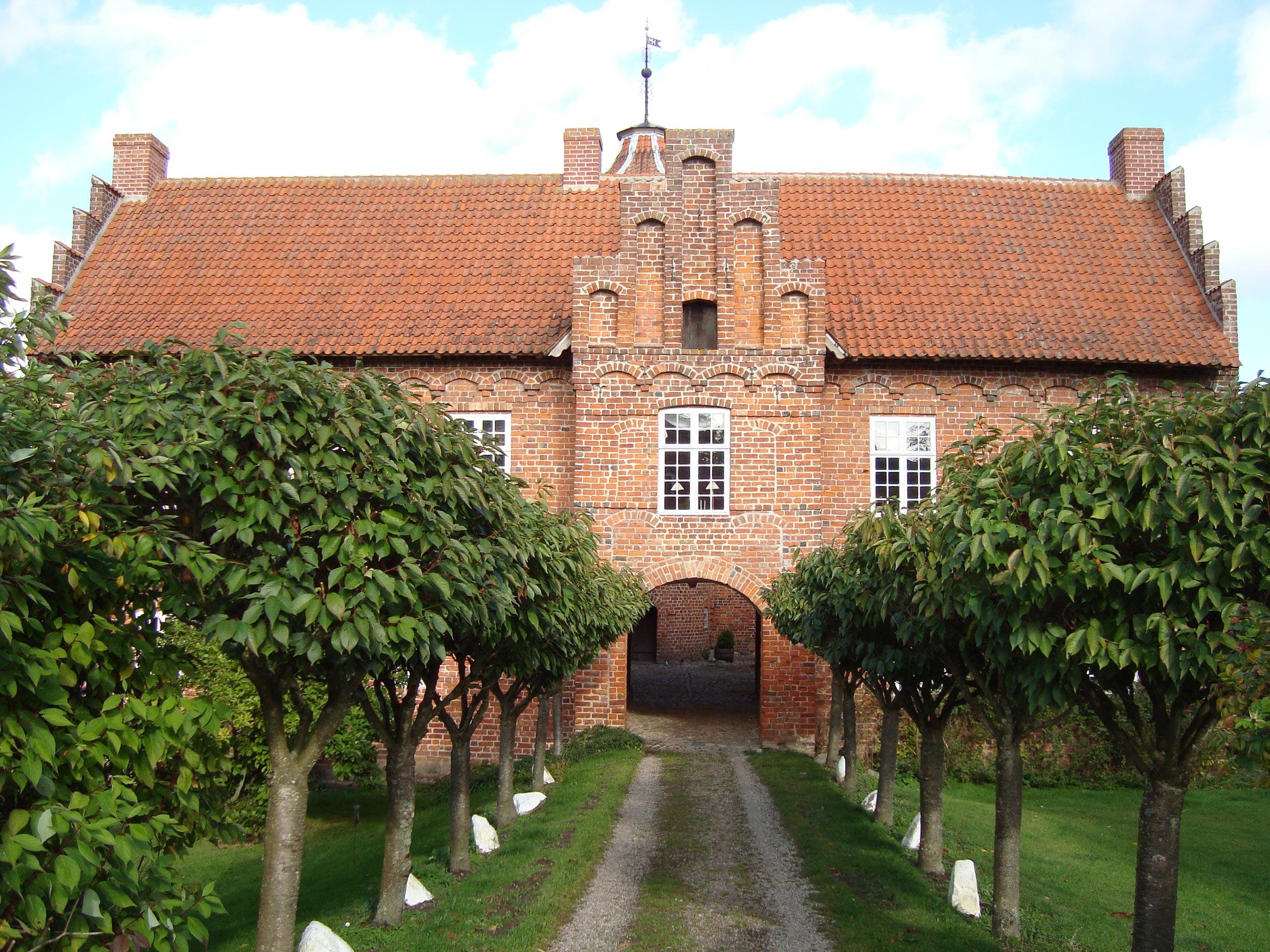slotte og herregårde til salg