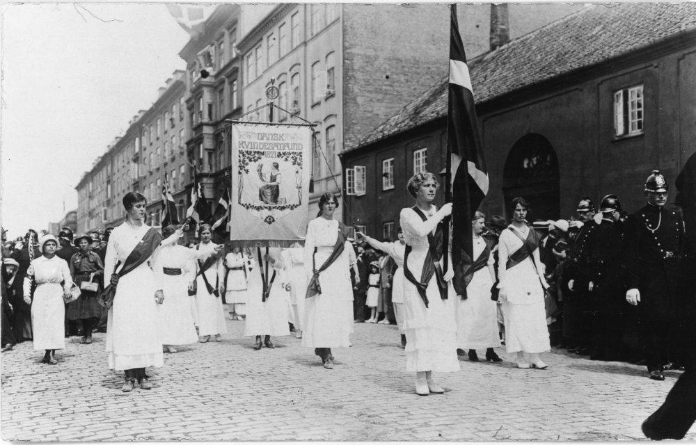 stemmeret 1915