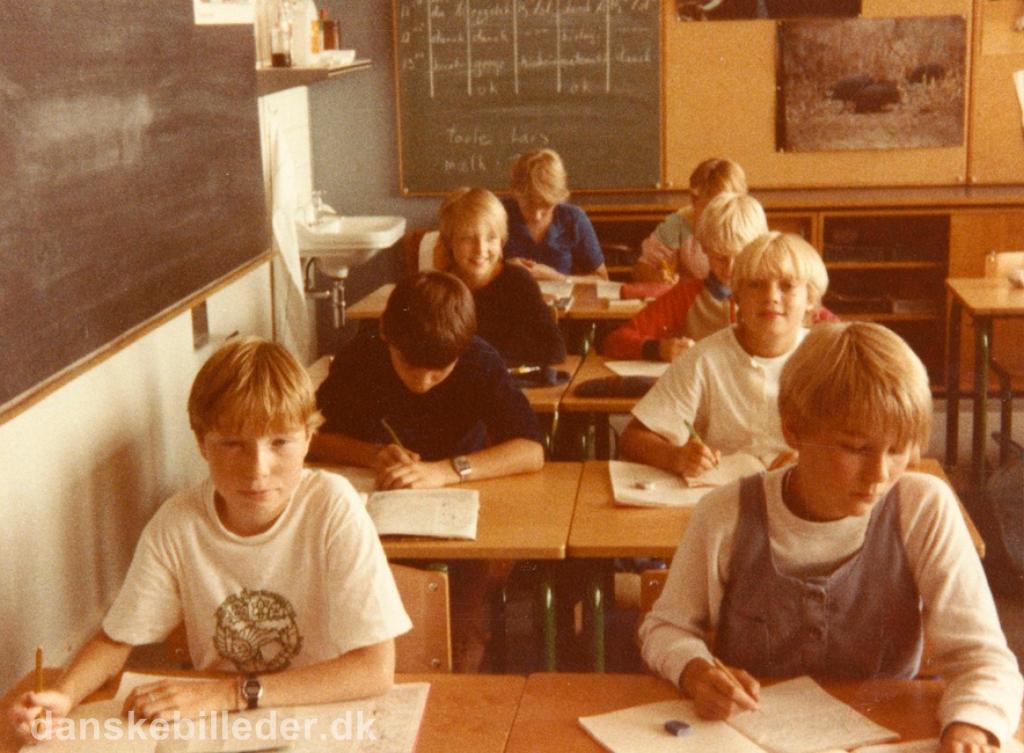 Folkeskoleloven 1993 undervisningsdifferentiering
