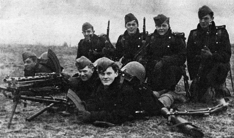 Besættelsen den 9. april 1940